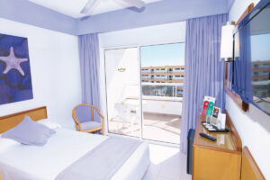 RIU Don Miguel – single room