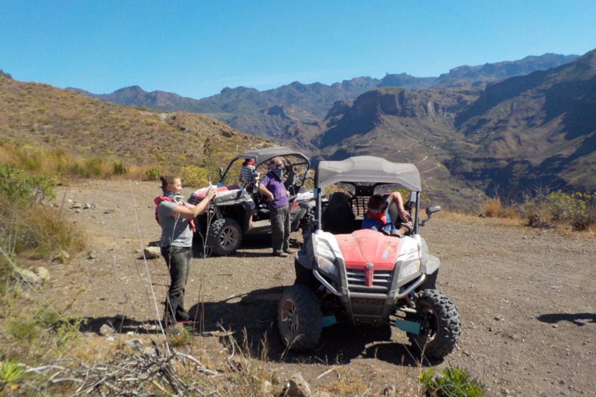 Buggy tour adventure